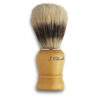 3 Claveles Shaving Brush (Well-being and relaxation , Heath and hygiene)