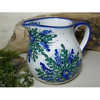 Krug, max. 650 ml, 12 cm high, unique 45, polacco ceramica - BSN 6840