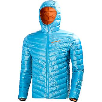 Helly Hansen Mens Verglas Hooded Natural Feather Down Insulated Jacket