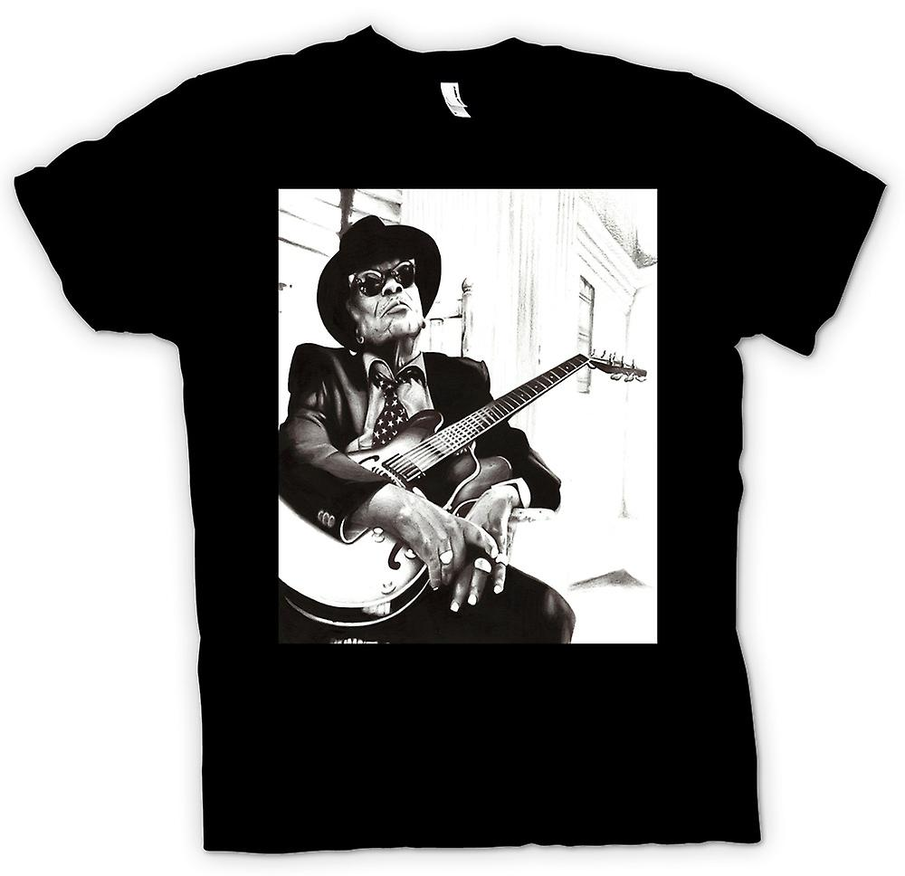 Mens T-shirt - John Lee Hooker - Blues