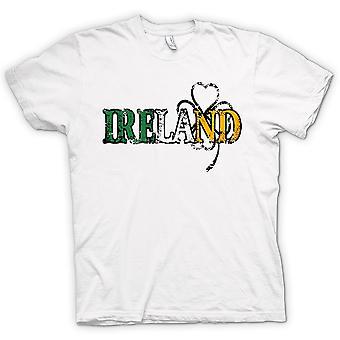 Womens T-shirt - St Patricks Day - Ireland