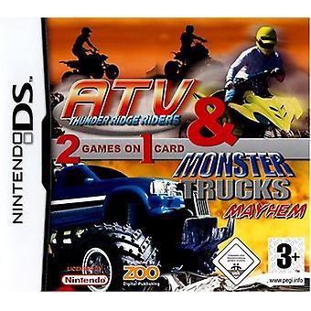 ATV-Monster Trucks Compilation (Nintendo DS)