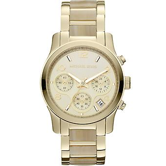 Michael Kors Damen Start-und Landebahn Chronograph Watch MK5660