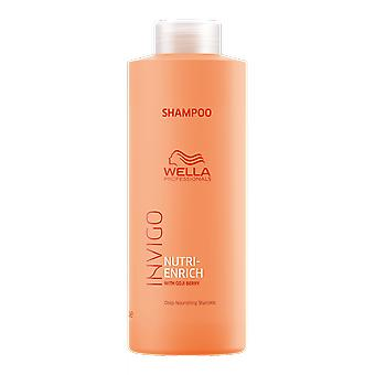 Wella Invigo Nutri-Enrich Deep Nourishing Shampoo 1000ml