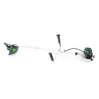 Webb WEBC43 43cc Petrol Brush Cutter/Line Trimmer with Bike Handle