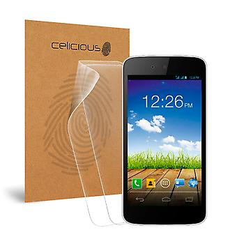 Celicious Matte Anti-Glare Screen Protector for Micromax Canvas A1 [Pack of 2]