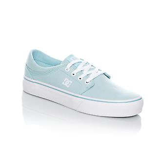 DC Light Blue Trase TX Womens Low Top Shoe