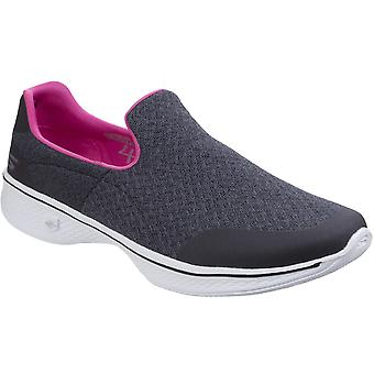 Skechers Womens/Ladies Go Walk 4 Diffuse Summer Loafers
