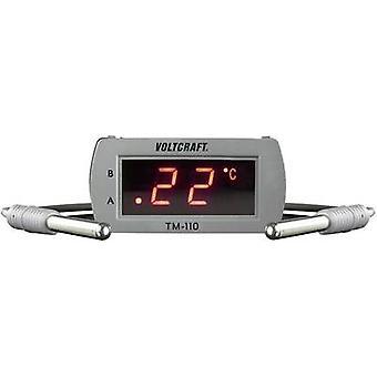 Voltcraft TM-110 LED Temperature Display Panel -49 °C up to +99 °C