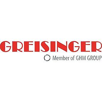 Greisinger GMSD 2 BR Relative pressure sensor GMSD 2 BR, Compatible with (details) GMH 3151, GMH 3156 pressure manometer, GMH 3111, GDUSB 1000 603304