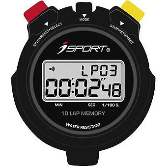 iSport JG021 Pro Digital stopwatch Black