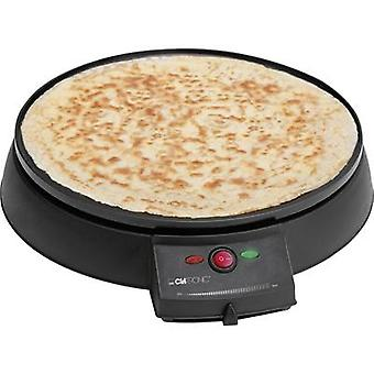 Crepe maker with manual temperature settings Clatronic CM 3372 B