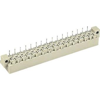 Edge connector (pins) 09 04 132 6922 Total number of pins 32 No. of rows 2 Harting 1 pc(s)