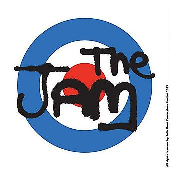 The Jam Logo Cork Backed Drinks Coaster