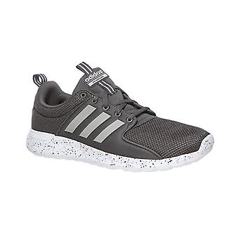 adidas Lite racer mens running shoes sneakers grey