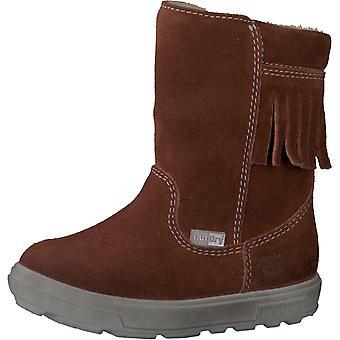Ricosta Pepino Girls Aileen OutDry Waterproof Boots Nougat
