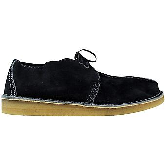 Clarks Desert Trek Black/Grey 63293 Men's