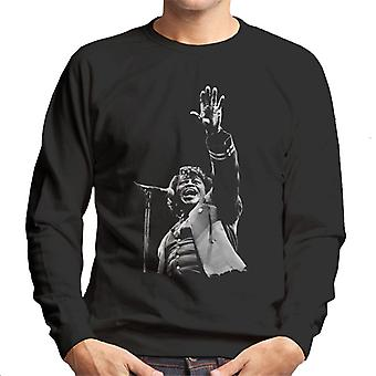 James Brown Live At Wembley 1991 Men's Sweatshirt