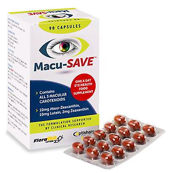 Einschlagtuch-SAVE Auge Ergänzung mit Meso-Zeaxanthin 90 Kapseln