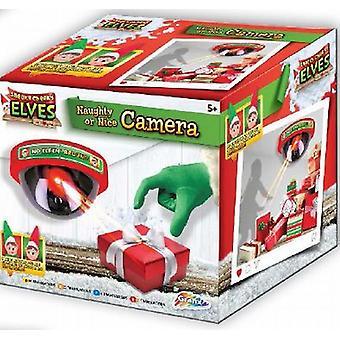 Agent Elf Spion Kamera realistische gefälschte Kamera