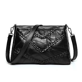 Shoulder handbag in genuine Sheepskin VÅG1051
