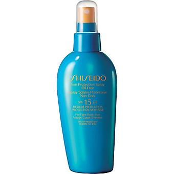 Shiseido Sun Protect Spray Oil Free SPF 15 150 ml