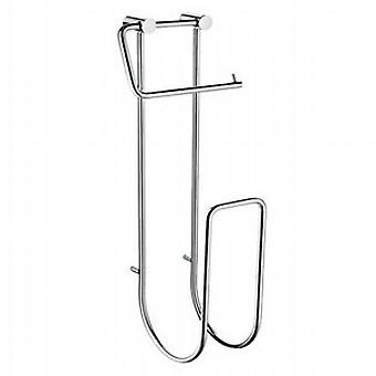 Bibeskæftigelse ekstra Toilet Roll Holder vægbeslag DK1065