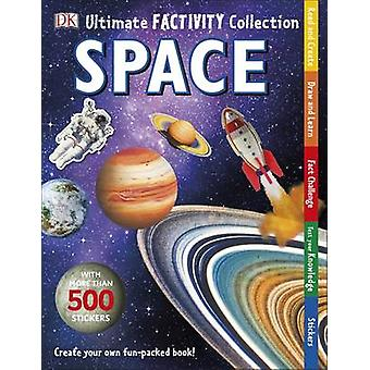 Factivity final coleção espaço por DK - 9780241230992 livro