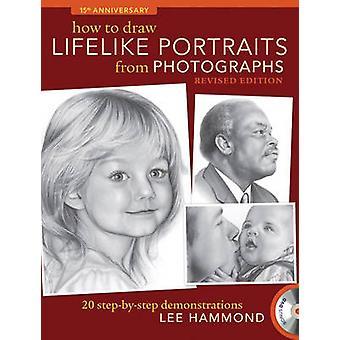 Hur Rita verklighetstrogna porträtt från fotografier - 20 stegvisa Demo