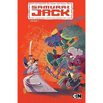 Samurai Jack - Volume 1 by Andy Suriano - Jim Zub - 9781613778944 Book
