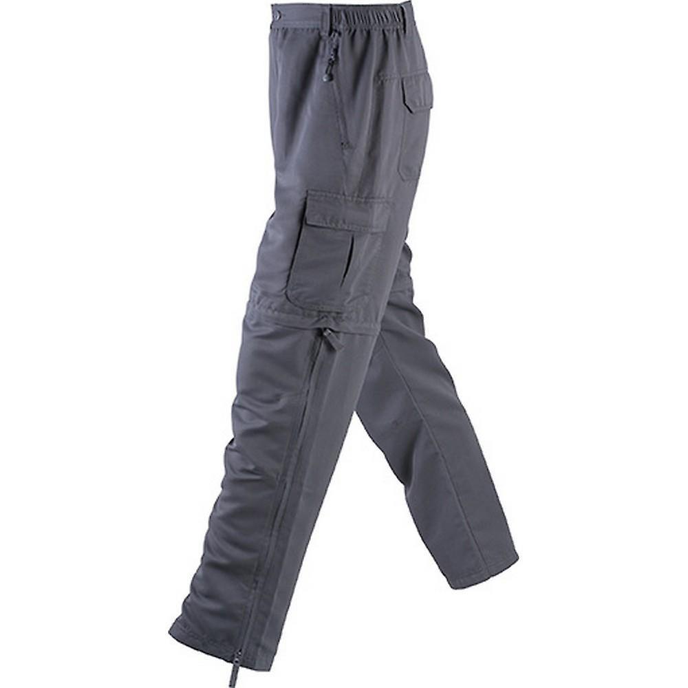 James and Nicholson Mens Zip-Off Pants