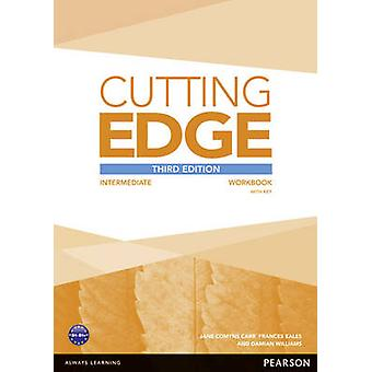 Cutting Edge - Intermediate Workbook with Key (3rd Revised edition) by