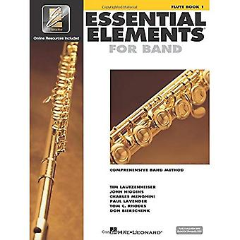 Essential Elements 2000: Comprehensive Band Method : Flute Book 1