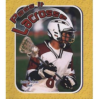 Doorgeven Lacrosse (sport Starters)