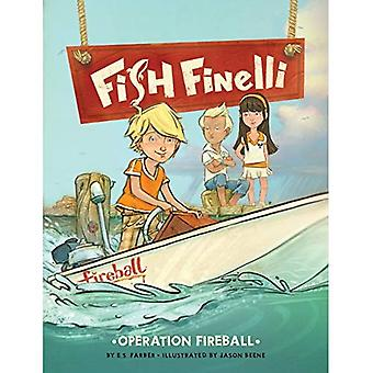 Fisk Finelli: Operation eldklot