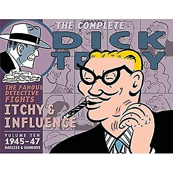 Complete Chester Gould's Dick Tracy, Volume 10