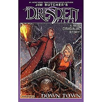 Jim Butchers Dresden Files: Down Town (signerad Limited Edition)