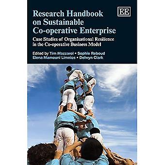 Manual de empresa sostenible cooperativa de investigación: estudios de caso de resiliencia organizacional en la cooperativa...