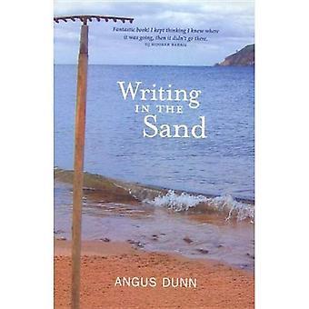 Écrit dans le sable