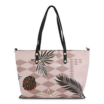 Versace Jeans  Women Pink Shopping bags -- E1VR583344