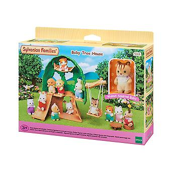 Sylvanian Families Baby Treehouse