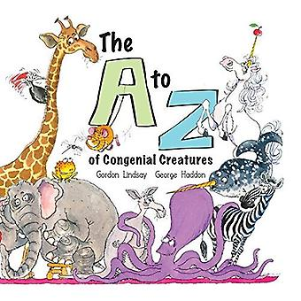 The A to Z of Congenial Creatures: 2017