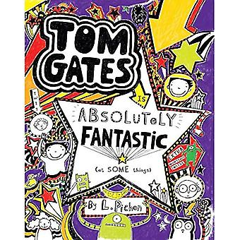 Tom Gates Is Absolutely Fantastic (at Some Things) (Tom Gates)
