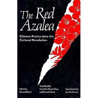 L'azalée rouge par Morin & Edward
