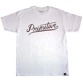 Primitive Apparel Murray T-Shirt White
