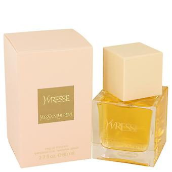 Yvresse von Yves Saint Laurent Eau De Toilette Spray 2,7 oz/80 ml (Frauen)
