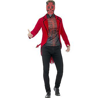 Día del traje de diablo muerto