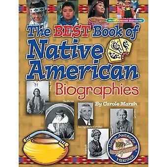 The Best Book of Native American Biographies by Carole Marsh - Jenny