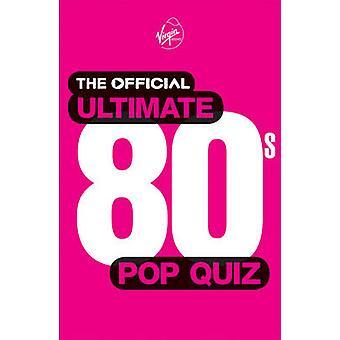 Il quiz ufficiale Ultimate 80s-9780753516911 libro