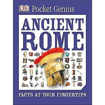Pocket Genius - Ancient Rome by DK Publishing - DK - 9781465445254 Book